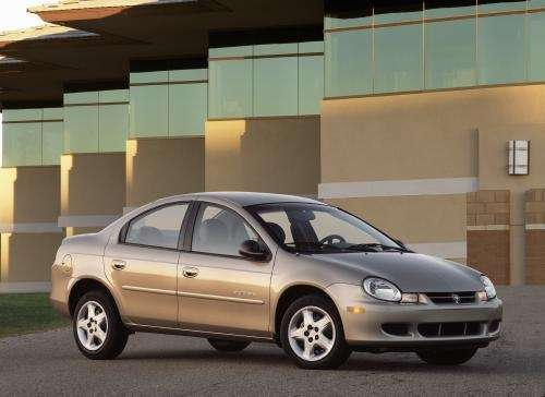 The 2002 Dodge Neon is among the many