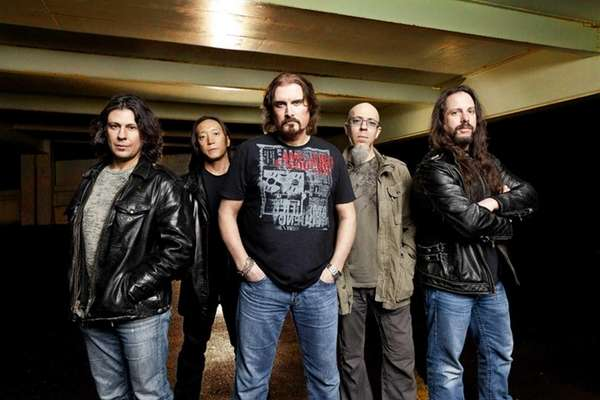 Long Island prog-rockers Dream Theater release an eponymous