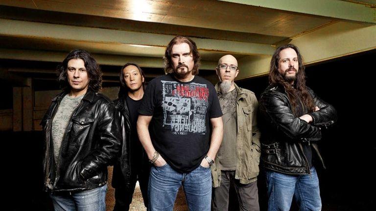 Long Island prog-rockers Dream Theater release an eponymous