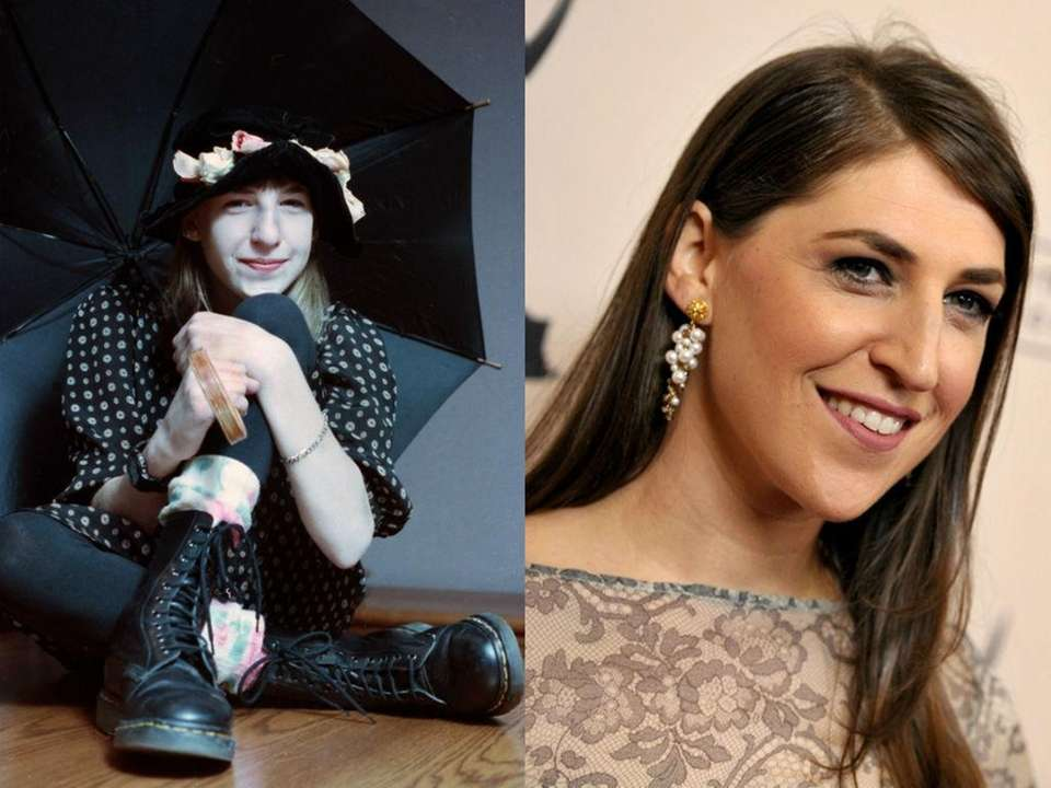 Mayim Bialik, 14, stars in her second television