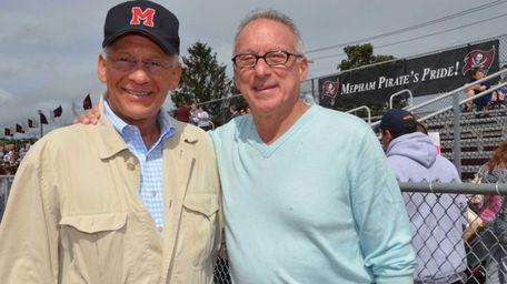 Class of 1963 alumni Barry Lieberman, 67, of