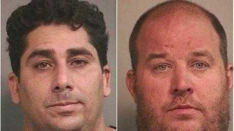 Anthony Donarummo and Bryan Zembreski were both charged