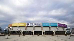 Nassau County Veterans Memorial Coliseum in Uniondale on