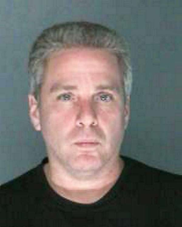 Leonard Degaetano. 43, of Lindenhurst, was arrested and