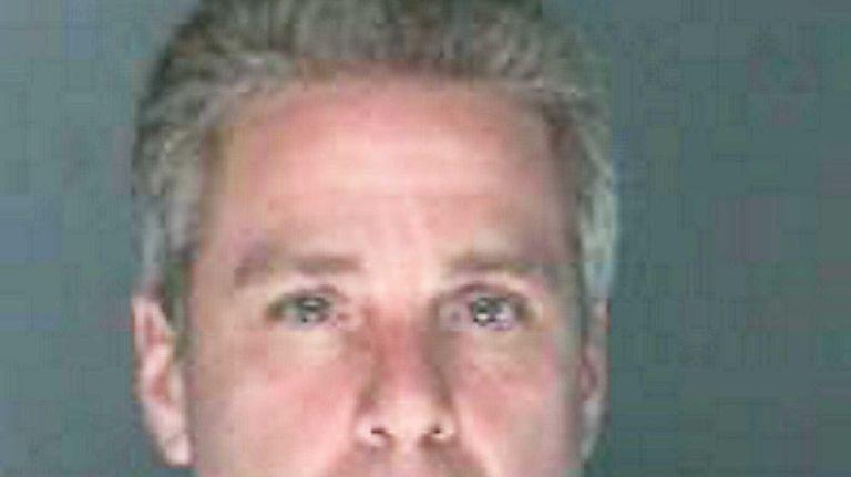 Leonard Degaetano. 43, of Lindenhurst, was arrested and