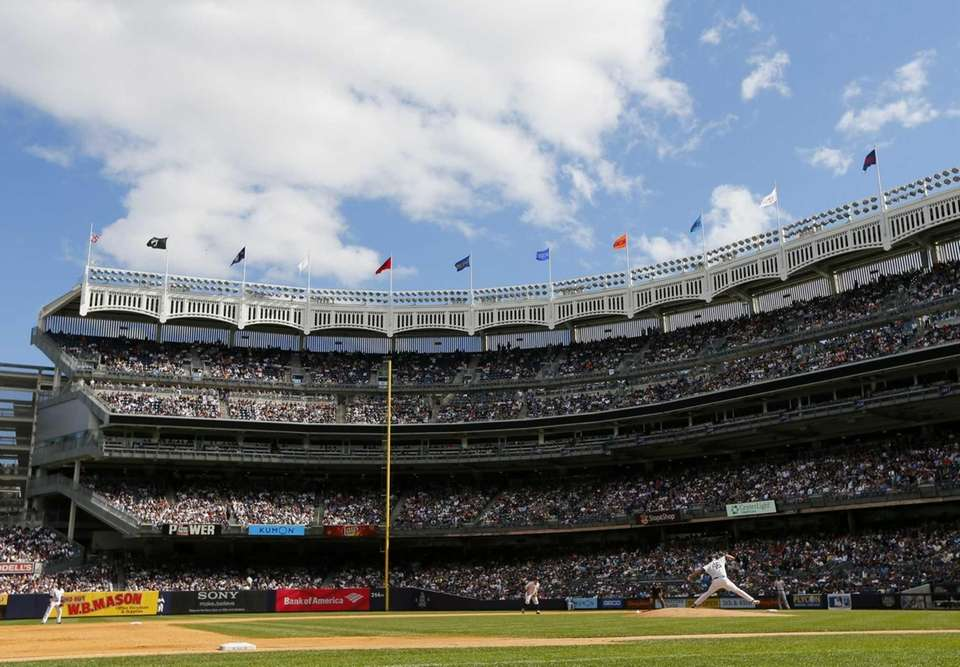 Yankees starter Andy Pettitte pitched into the eighth