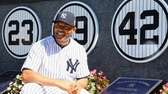 NEW YORK, NY - SEPTEMBER 22: Mariano Rivera