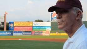 Nick Devito, 79, has always wanted to throw