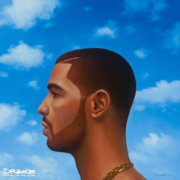 "The cover for Drake's ""Nothing Was the Same,"""