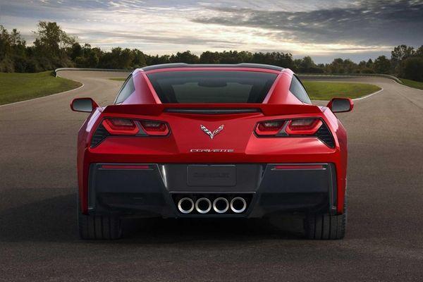 For 2014, the Chevrolet Corvette Stingray has lost