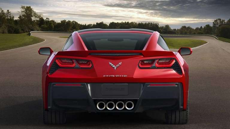 For 2014, the Chevrolet Corvette Stingray has lost
