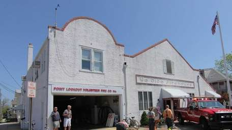 The Lido and Point Lookout Fire District on