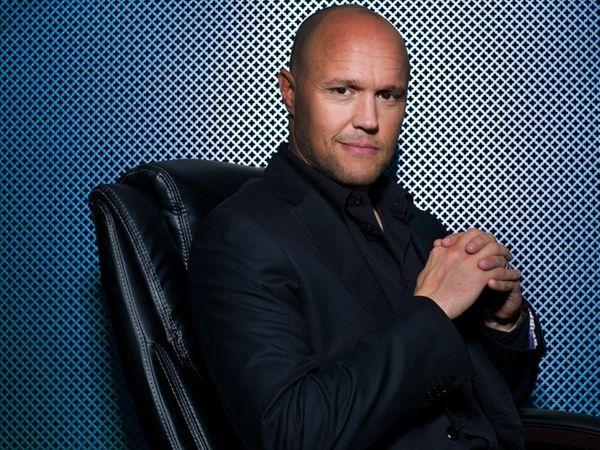 Bellator MMA chairman and chief executive Bjorn Rebney
