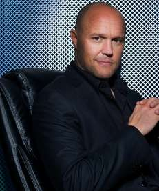 Bellator MMA chairman and chief executive Bjorn Rebney