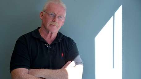 Medford resident Michael Lawless, 59, has been unemployed