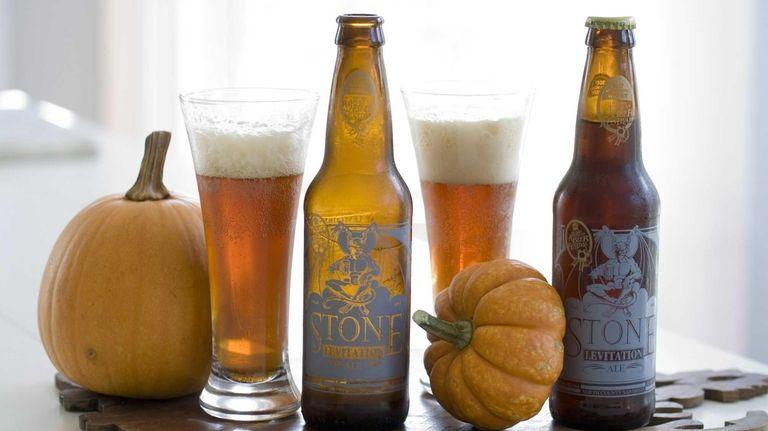 Stone Levitation Ale. (Sept. 16, 2013)