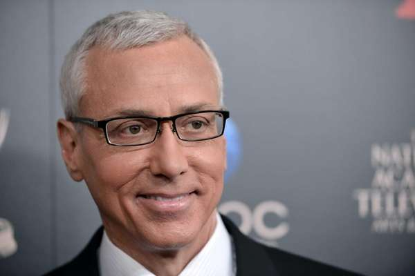 Dr. Drew, host of HLN's