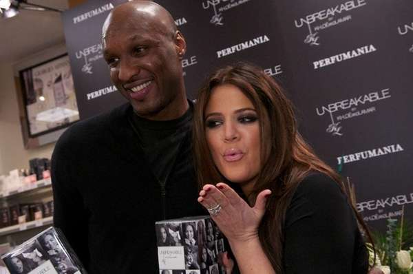 Khloe Kardasian and Lamar Odom debut their uni-sex