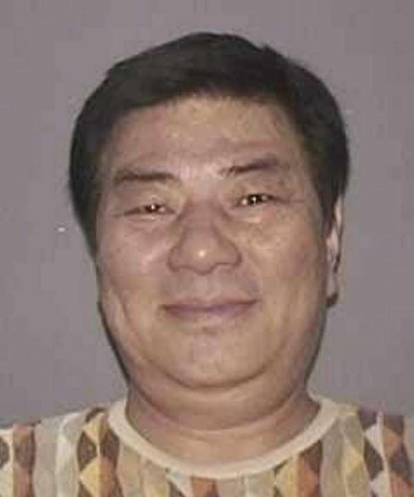Police say Sang Ho Kim, seen in an