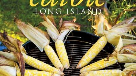 Cover of new magazine Edible Long Island