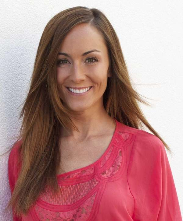 Amanda Lindhout, co-author with Sara Corbett of