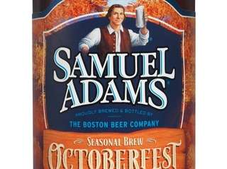 Samuel Adams Octoberfest and more great beers for