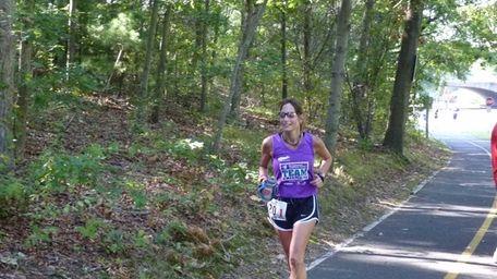 Eva Casale, of Glen Cove, seen here in