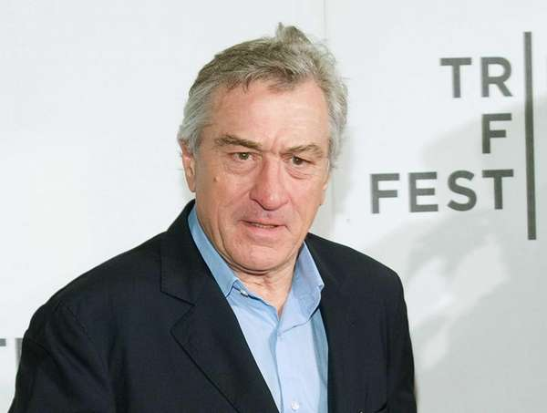 Robert De Niro attends