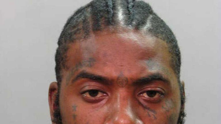 Police arrested Naqunne L. Jackson, 29, of New