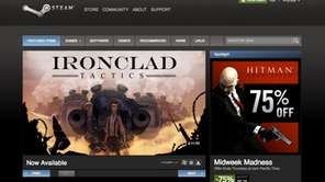 Valve Corp.'s Steam store is the largest online