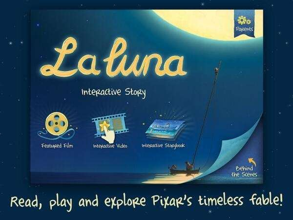 ?La Luna: The Story Project? is Disney's latest