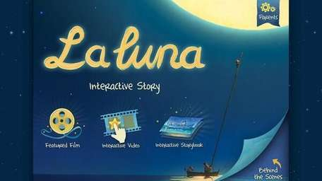 """La Luna: The Story Project"" is Disney's latest"