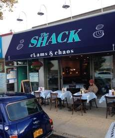 The Shack is up and running in Huntington.