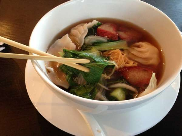 Tang Asian Fusion serves a big-bowl soup with