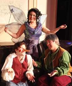 Pinnochio runs at the BroadHollow Theatre Company this