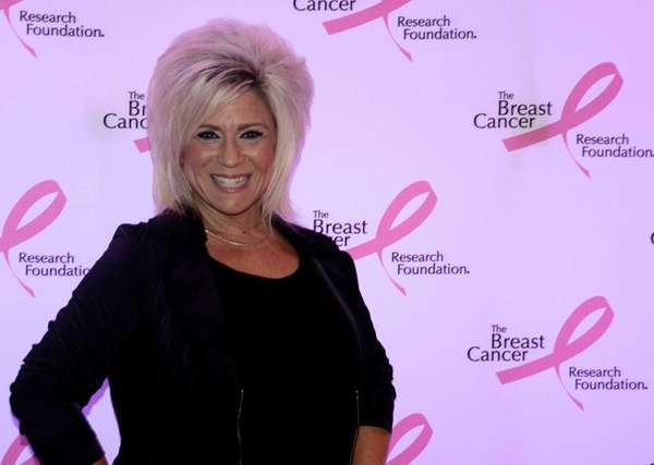 Theresa Caputo, from the TV show