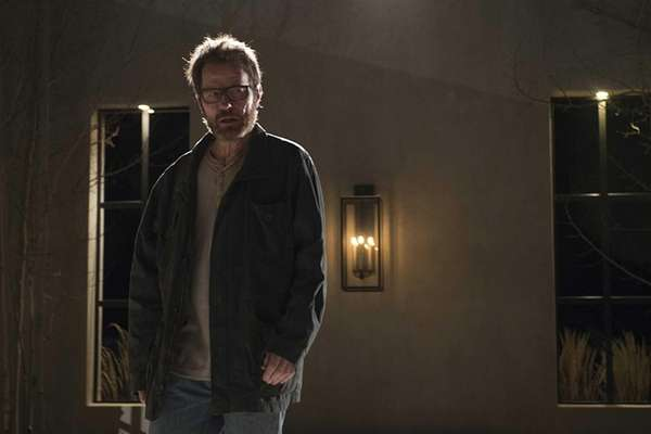 Walter White (Bryan Cranston) in the 5th season