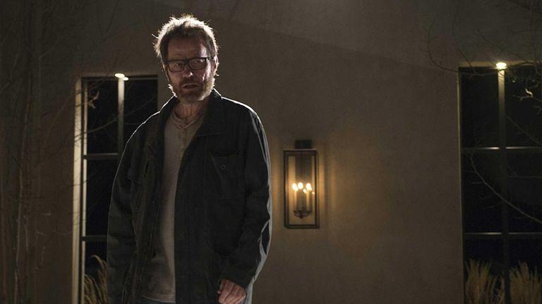 Walter White (Bryan Cranston) in the 5th season