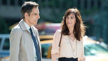 Ben Stiller and Kristen Wigg in
