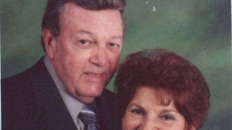 Bob and Pat Kane celebrated their 50th wedding