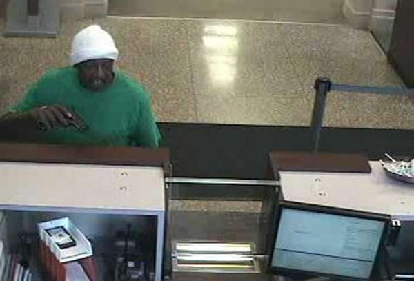 Police are investigating a bank robbery in Great