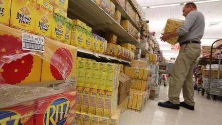 C&S Wholesale Grocers, which supplies markets like Stop