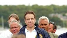 Gov. Andrew M. Cuomo attends a Friends of
