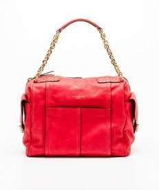 Joy Gryson luxe Italian leather handbags and small