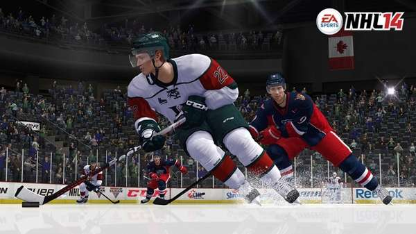 This publicity photo released by EA Sports shows