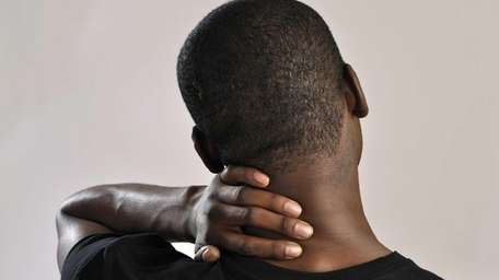 Neck pain, a common affliction, is no reason