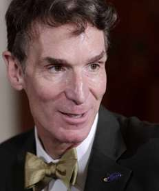 Bill Nye, host of the Emmy-winning 1990s television