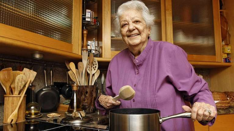 Marcella Hazan Dead Italian Chef Was 89 Newsday