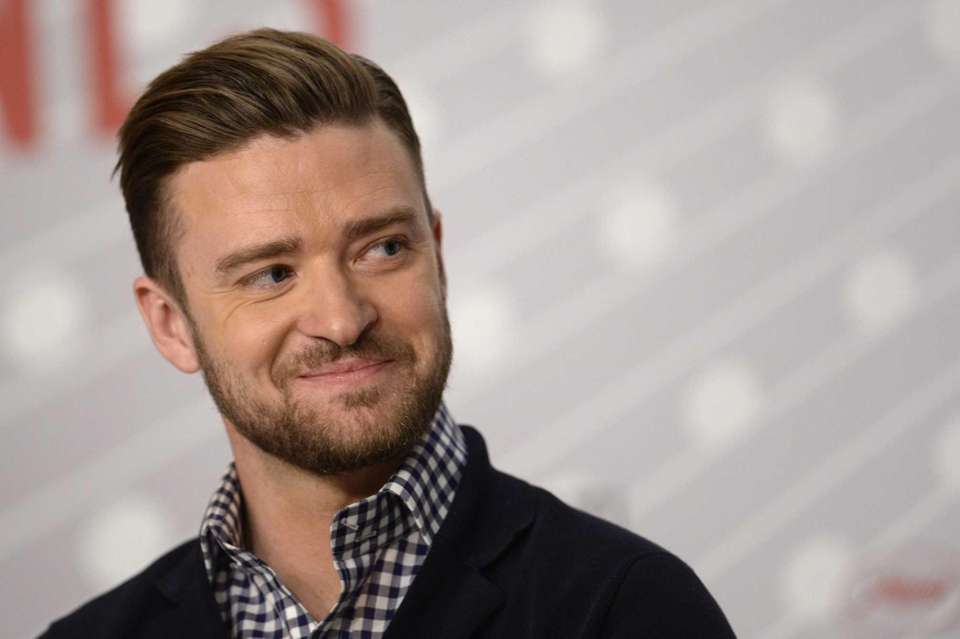 Justin Timberlake, born Jan. 31.