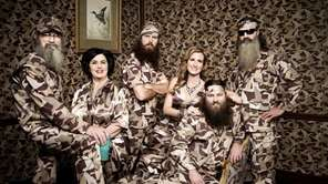 Based in Monroe, La., the Robertson family ?